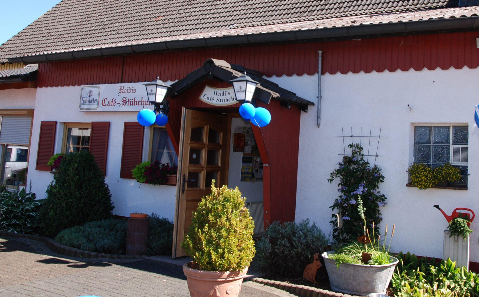 Heidis Caféstübchen